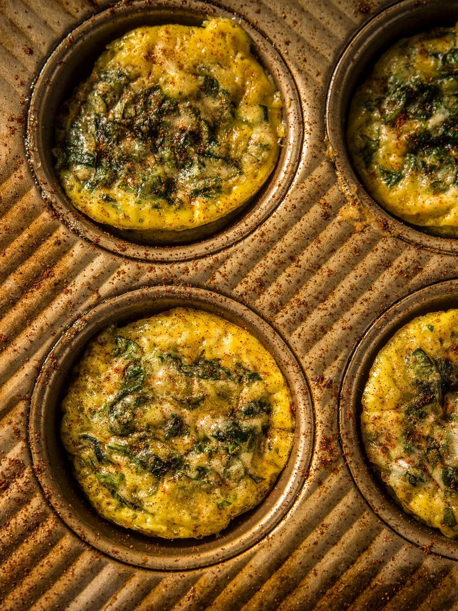 20181214 Baked Breakfast Mini Quiches IN