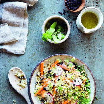 Anti InflammationCookbook QuinoaSalad
