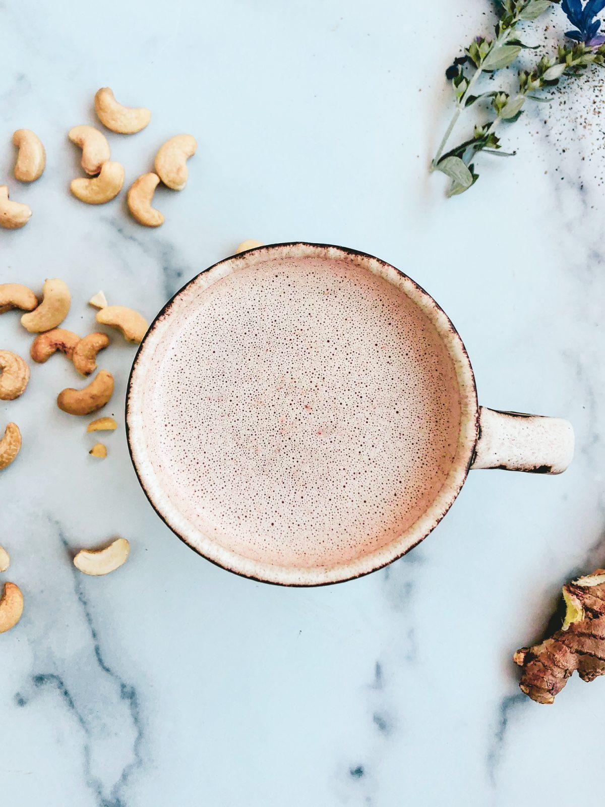 Chai-Spiced Almond Milk